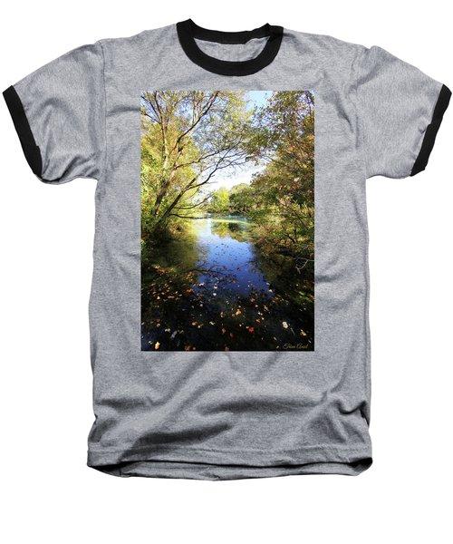 A Peaceful Afternoon Baseball T-Shirt
