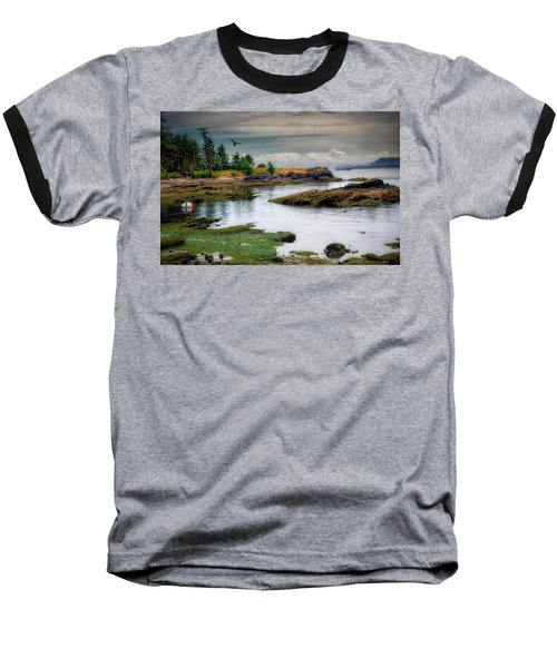A Peaceful Bay Baseball T-Shirt