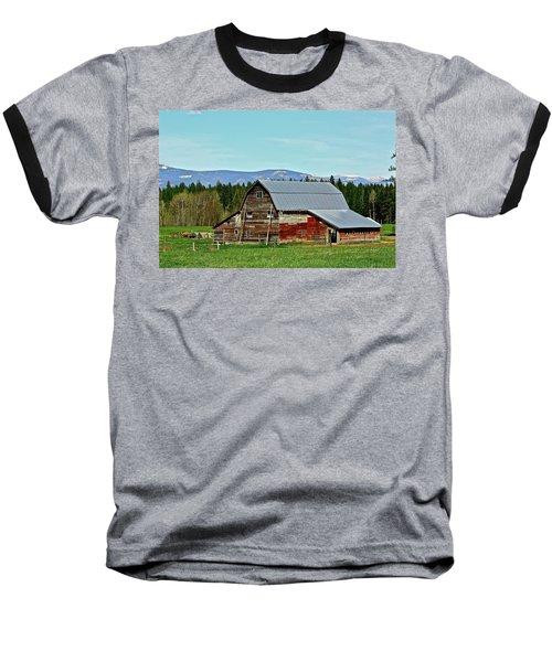 A Peaceful Place Baseball T-Shirt
