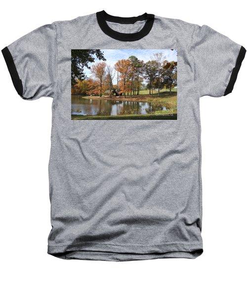 A Peaceful Spot Baseball T-Shirt