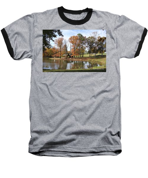 A Peaceful Spot Baseball T-Shirt