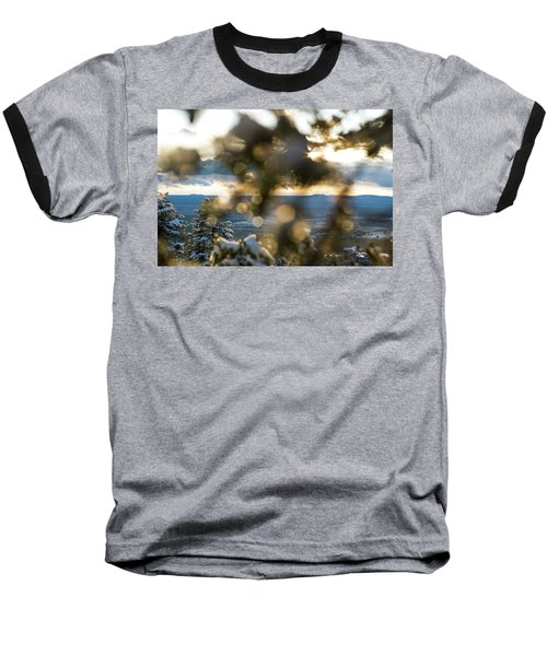 A Peek At Taos Mesa Baseball T-Shirt