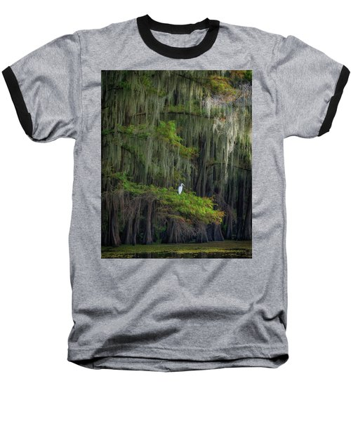 A Perch With A View Baseball T-Shirt