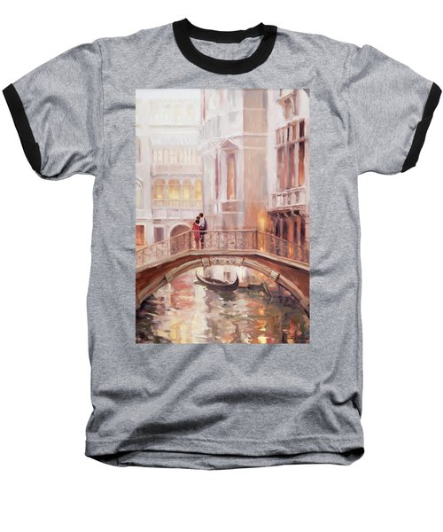 A Perfect Afternoon In Venice Baseball T-Shirt