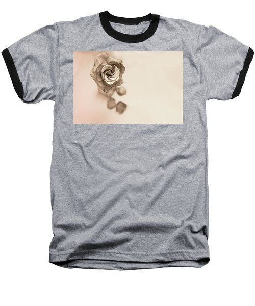 A Petal Falls Baseball T-Shirt