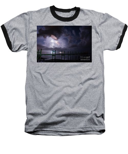 A Pier With A View Baseball T-Shirt