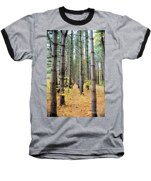 A Pines Army Baseball T-Shirt