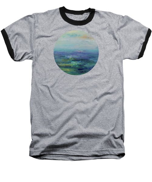 A Place For Peace Baseball T-Shirt by Mary Wolf