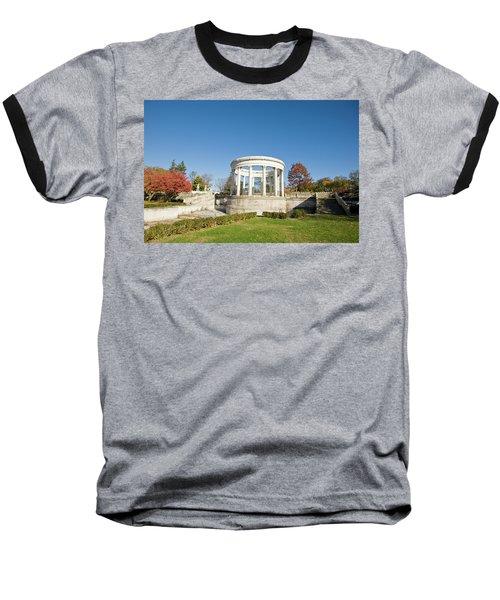 A Place Of Peace Baseball T-Shirt by Jose Rojas