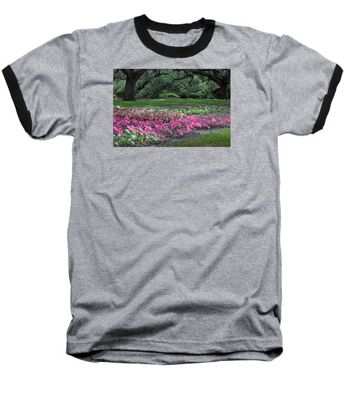 A Place Of Refuge Baseball T-Shirt