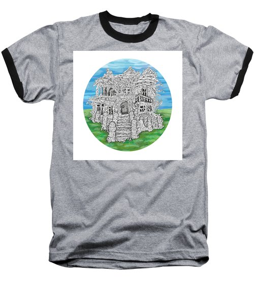 House Of Secrets Baseball T-Shirt