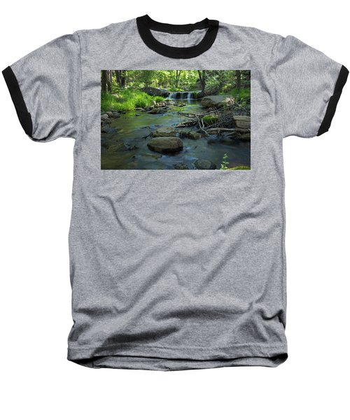A Place Of Solitude Baseball T-Shirt