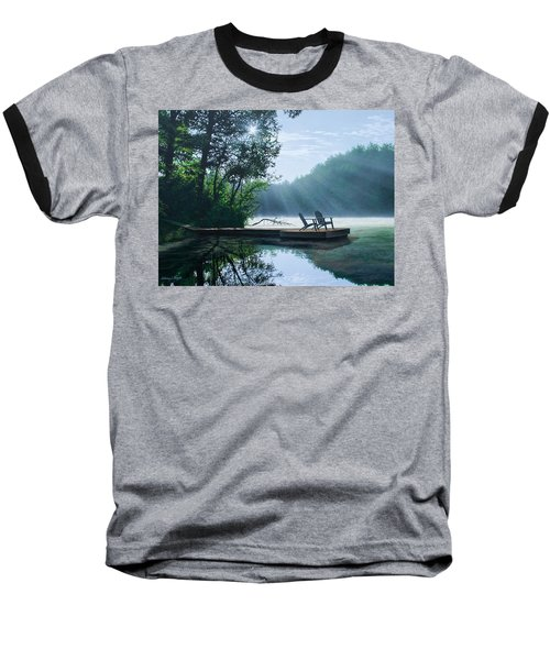 A Place To Ponder Baseball T-Shirt
