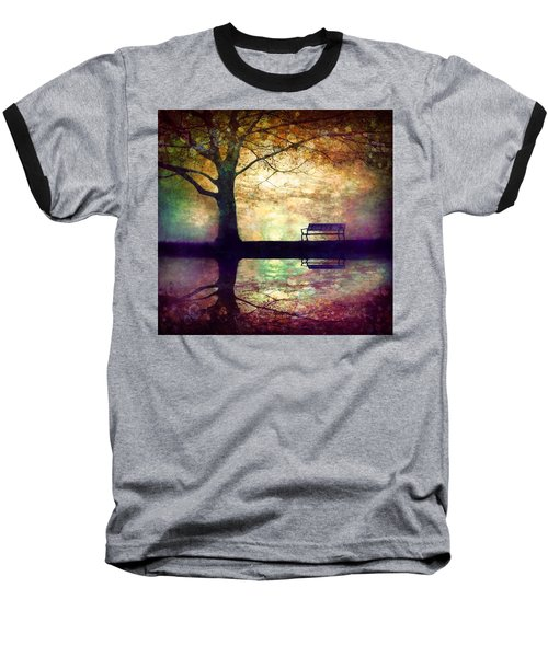 A Place To Rest In The Dark Baseball T-Shirt