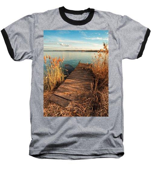A Place Where Lovers Meet Baseball T-Shirt