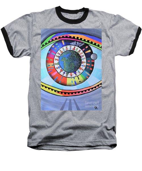 A Pleasant Fiction Baseball T-Shirt