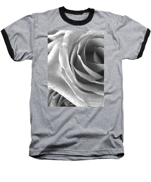 A Portrait Of Rose Baseball T-Shirt by Gem S Visionary