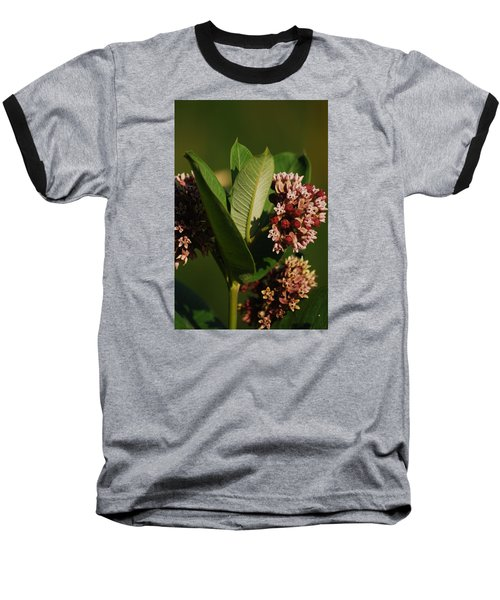 Baseball T-Shirt featuring the photograph A Pretty Bouquet by Ramona Whiteaker