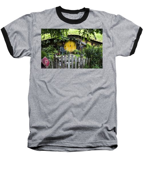 A Pretty Little Hobbit Hole Baseball T-Shirt