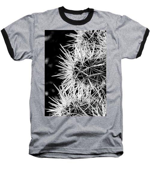 A Prickly Subject Baseball T-Shirt