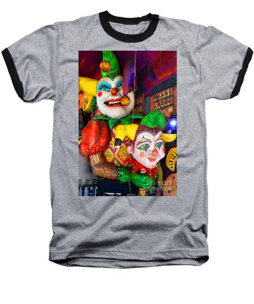 A Puppet's Life Baseball T-Shirt