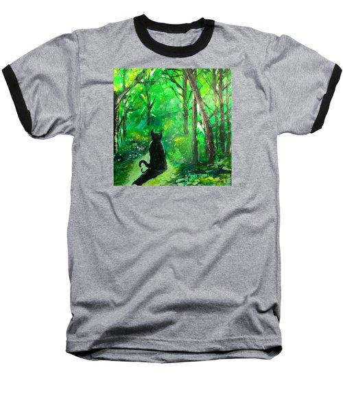 A Purrfect Day Baseball T-Shirt