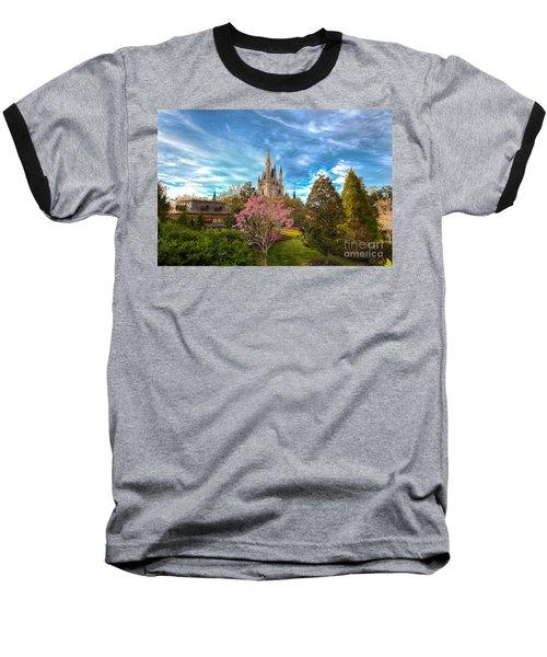 A Quiet Countryside Baseball T-Shirt