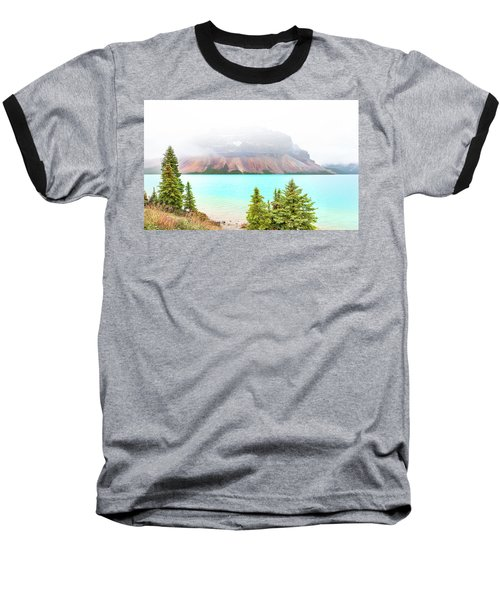 Baseball T-Shirt featuring the photograph A Quiet Place by John Poon