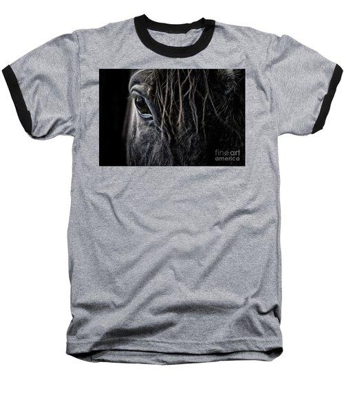 A Race Horse Named Tikki Baseball T-Shirt