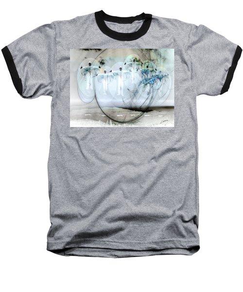 A Rainbow Of Souls Baseball T-Shirt