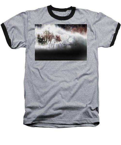 Baseball T-Shirt featuring the photograph A Recurring Dream by Steven Huszar
