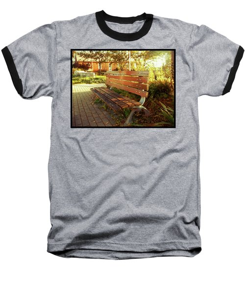 Baseball T-Shirt featuring the photograph A Restful Respite by Shawn Dall