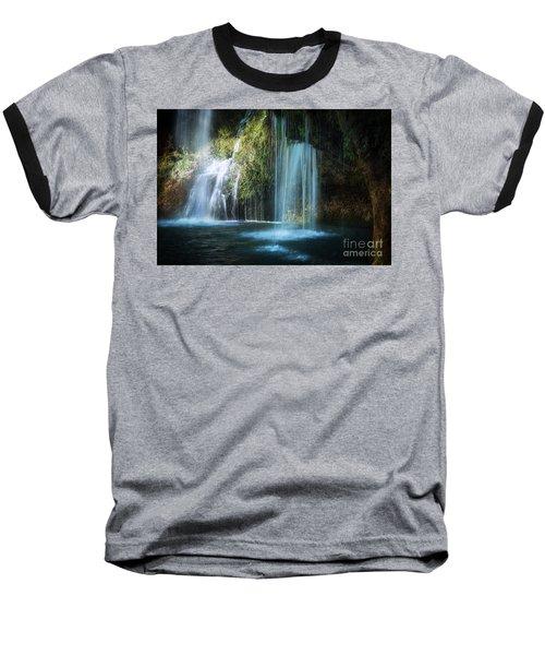 A Resting Place At Natural Falls Baseball T-Shirt