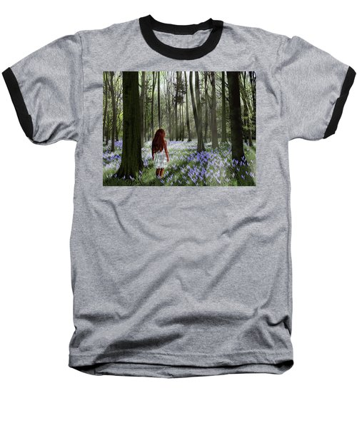A Return To Innocence Baseball T-Shirt