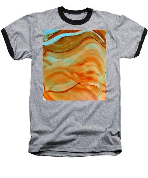 A River Runs Through It Baseball T-Shirt