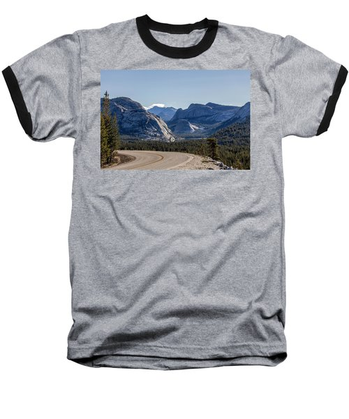 Baseball T-Shirt featuring the photograph A Road To Follow by Everet Regal