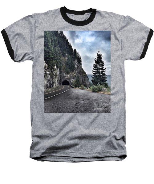 A Road To Nowhere Baseball T-Shirt