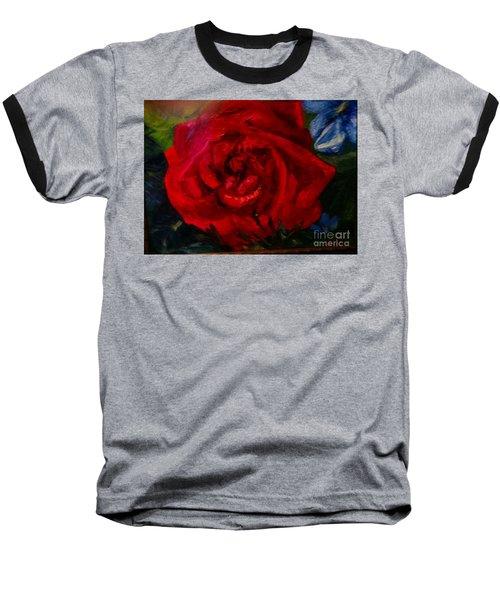 A  Rose Is Baseball T-Shirt