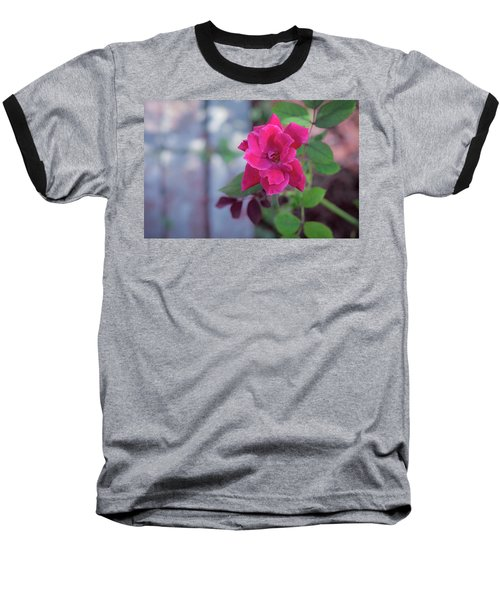 A Rose And A Hard Place Baseball T-Shirt