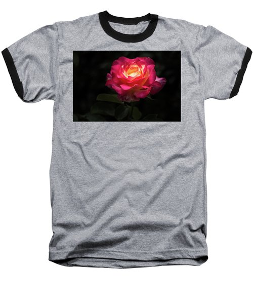 A Rose For Love Baseball T-Shirt