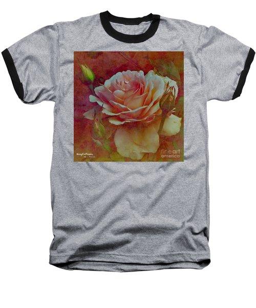 A Rose  Baseball T-Shirt