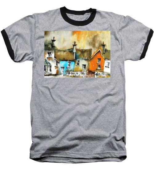 A Row Of Colour Baseball T-Shirt