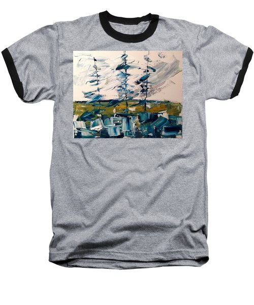 A Scrape Of Pines Baseball T-Shirt