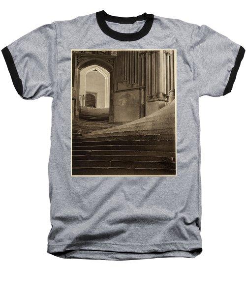 A Sea Of Steps Baseball T-Shirt