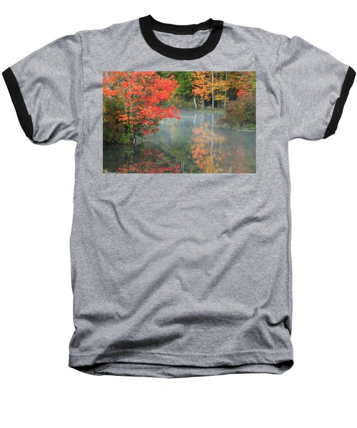 A Seat To Watch Autumn Baseball T-Shirt
