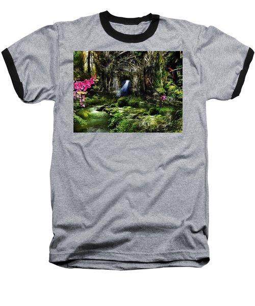 A Secret Place Baseball T-Shirt