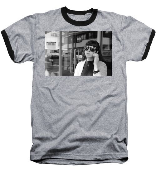 A Shade Of Difference Baseball T-Shirt