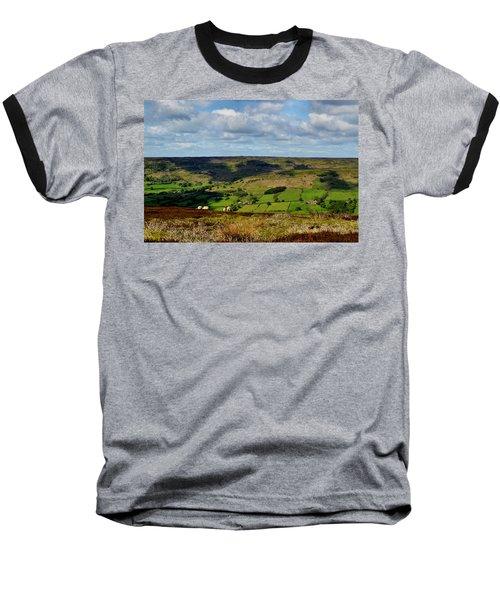 A Sheep's Life Baseball T-Shirt