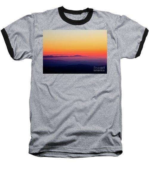 Baseball T-Shirt featuring the photograph A Simple Sunrise by Douglas Stucky