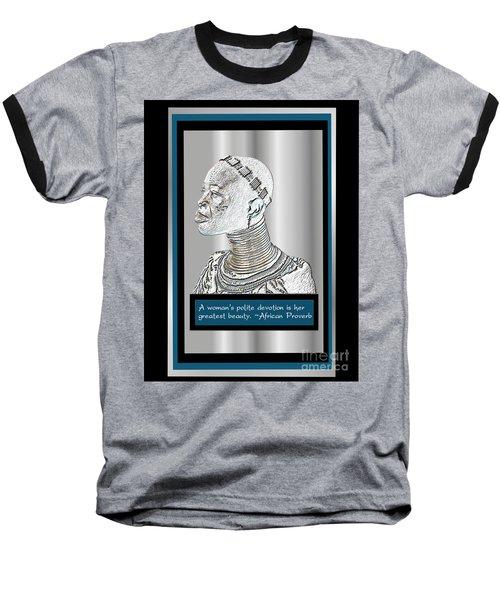A Sisters Portrait 2 Baseball T-Shirt